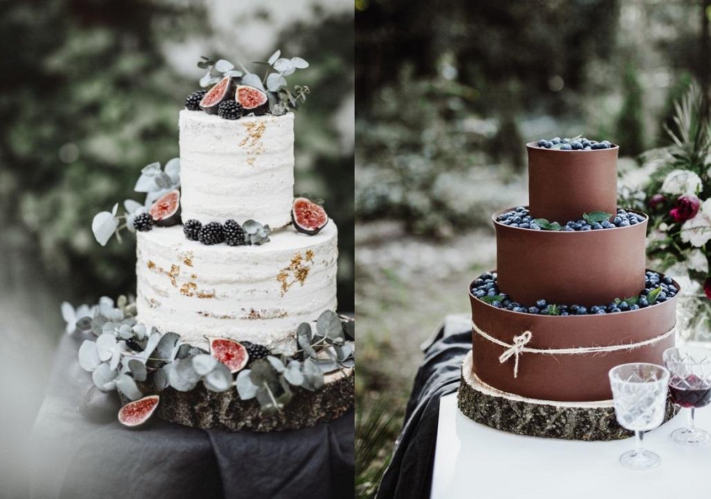 Tort weselny, rodzaje dekoracji