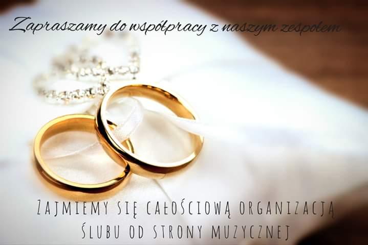 Oprawa muzyczna ślubu Zamość i okolice